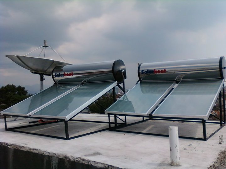 Referensi Unit Solarheat