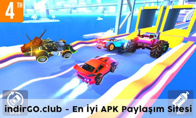 sup multiplayer racing hile apk