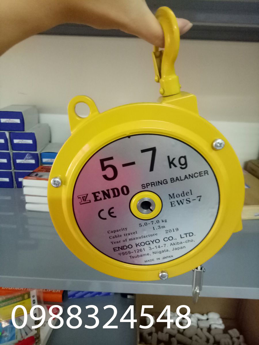 Pa lăng cân bằng Endo EWS-7