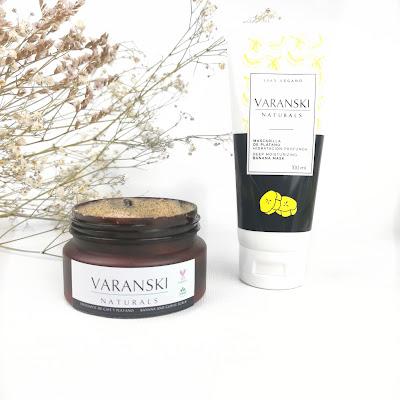 VARANSKI NATURALS - Línea de plátano