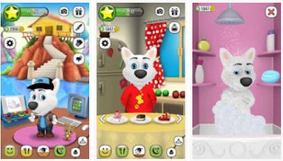 My Talking Dog 2 ‐ Virtual Pet MOD APK