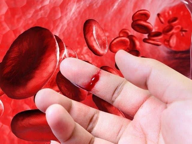 dianatural dia natural  Hemofilia blood