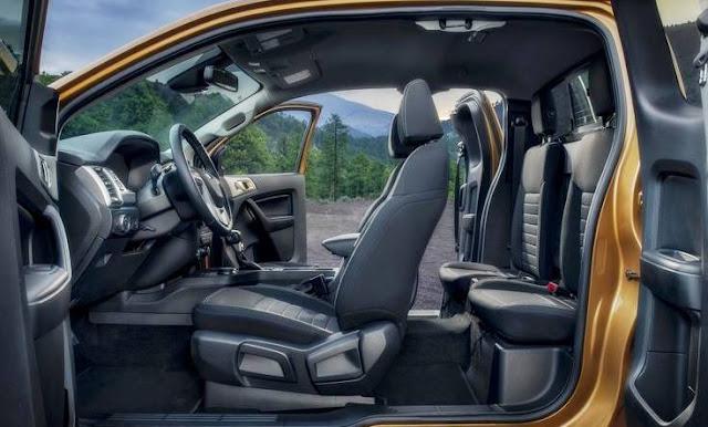 2021 Ranger V6 Diesel