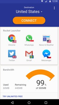 Rocket VPN – Internet Freedom APK