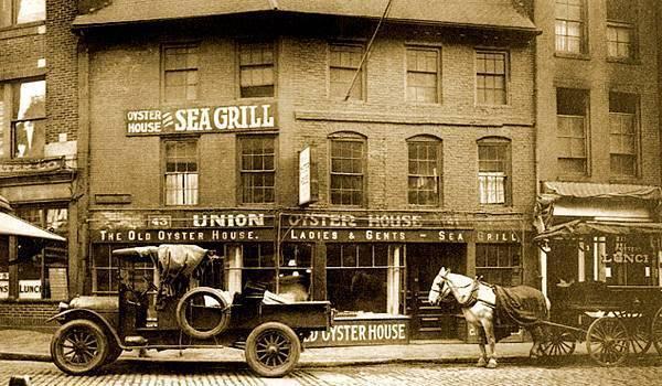 Restaurants Alvarado Street