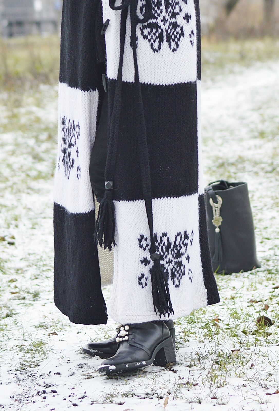 Polish designer, Hand made designer, Black and white fashion