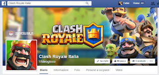 Clash Royale Italia - Uscita, record italiani e pagina facebook ufficiale