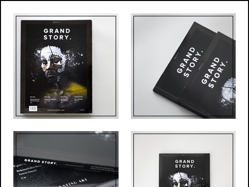 Grand Story Magazine, Bacaan Berisi yang Menyenangkan