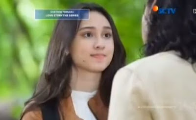 Maudy di Love Story The Series