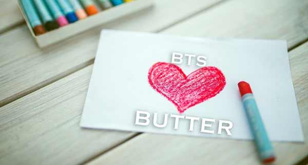 bangtan boys bts butter lyrics