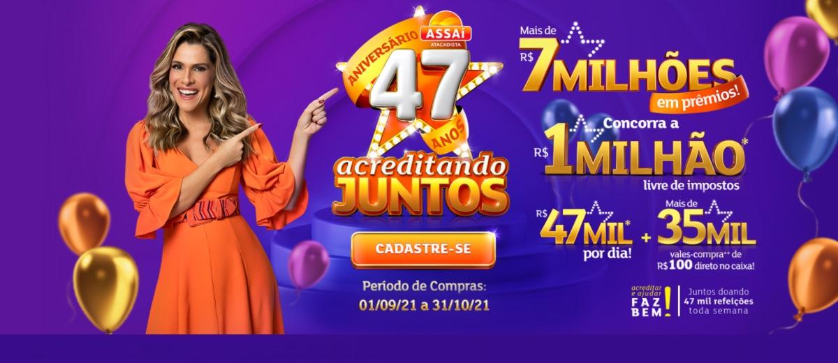 Promoção 47 Anos Assaí