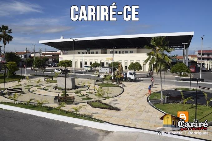 """Cariré está na lista das 53 cidades do Ceará com alerta """"baixo"""" para transmissão do vírus da Covid-19"""