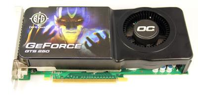 ダウンロードNvidia GeForce GTS 250最新ドライバー