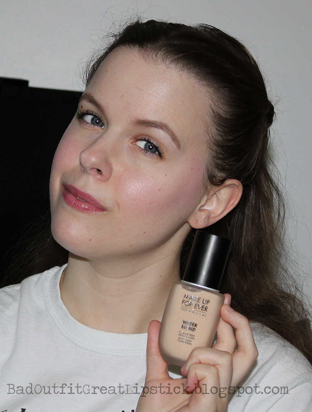 Bad foundation makeup