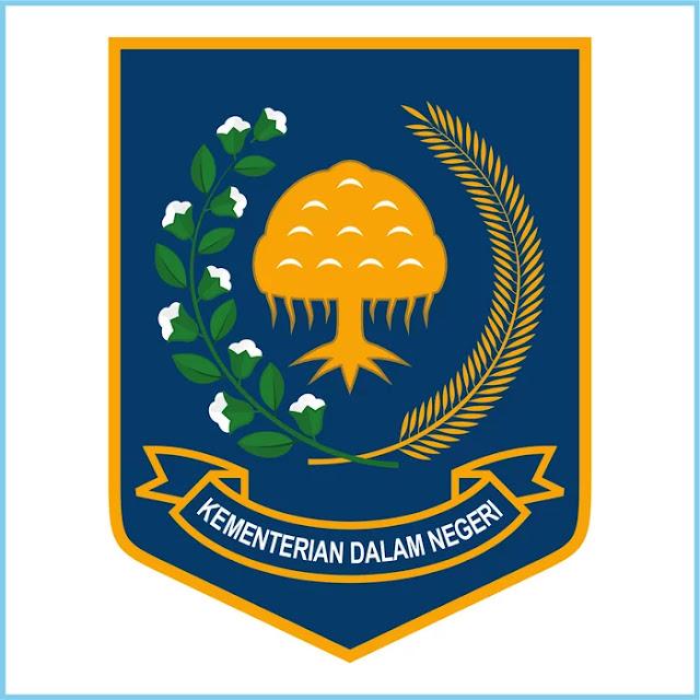 Kementerian Dalam Negeri (Kemendagri) Logo - Free Download File Vector CDR AI EPS PDF PNG SVG