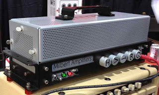 Milbert GaGa amp image from Bobby Owsinski's Big Picture production blog