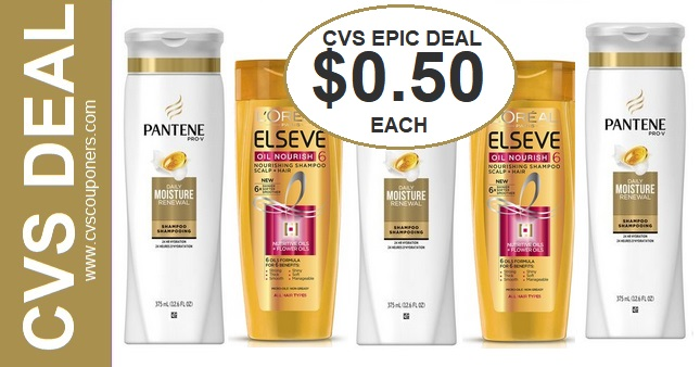 CVS Couponers Pantene Deal $0.50 915-921