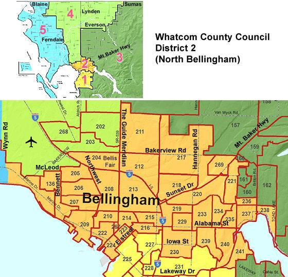New District 2 North Bellingham