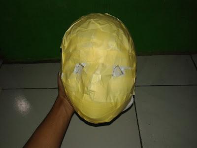 Cara Membuat Topeng Untuk Cosplay - NggoneRonan
