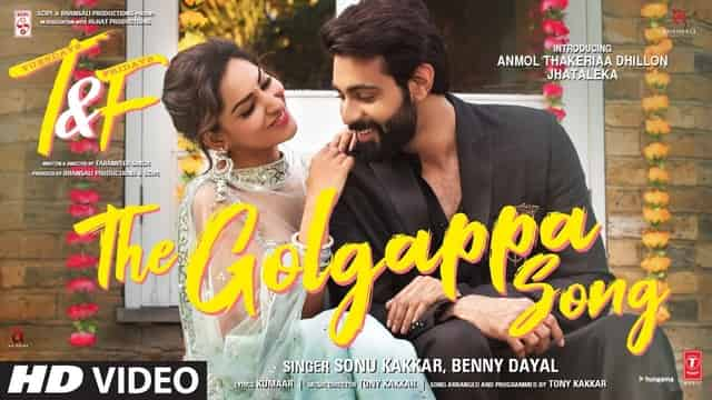 गोलगप्पा Golgappa Lyrics In Hindi - Tuesdays & Fridays