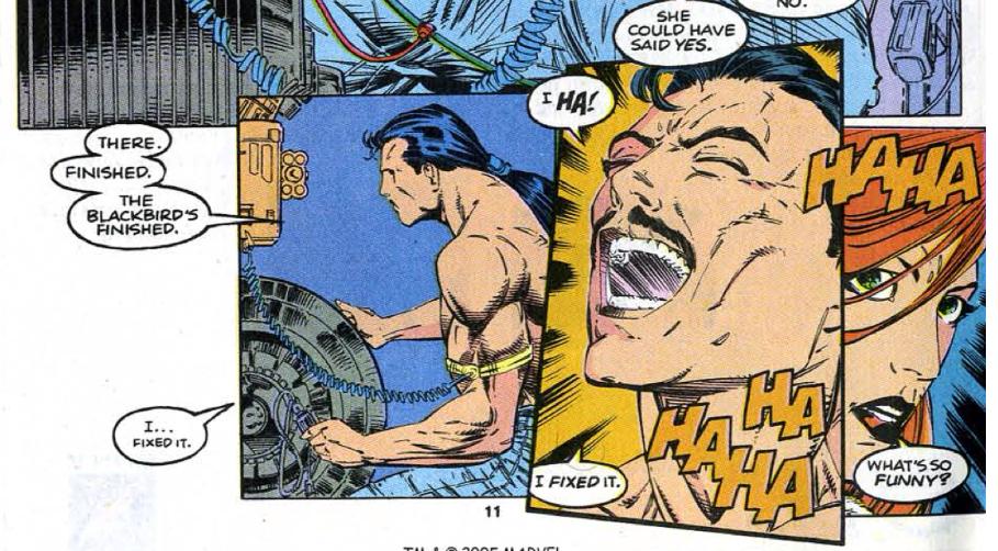 Gentlemen of Leisure: X-amining Uncanny X-Men #290