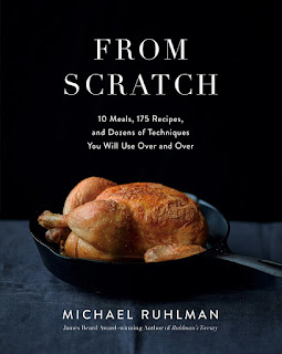 Review of From Scratch by Michael Ruhlman