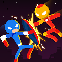 Stick Super: Hero – Strike Fight for heroes legend Mod Apk