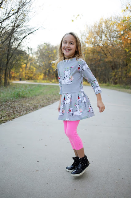 PDF Pattern for Girls Tunic