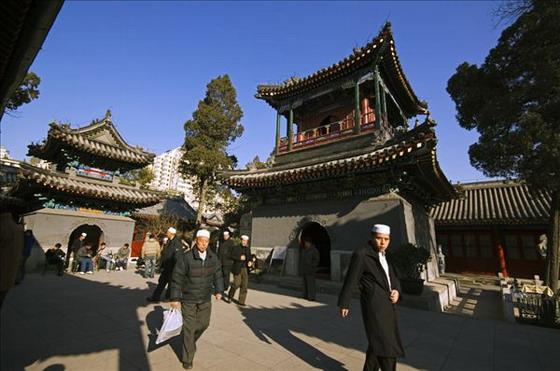 Tiga Masjid Bersejarah di China
