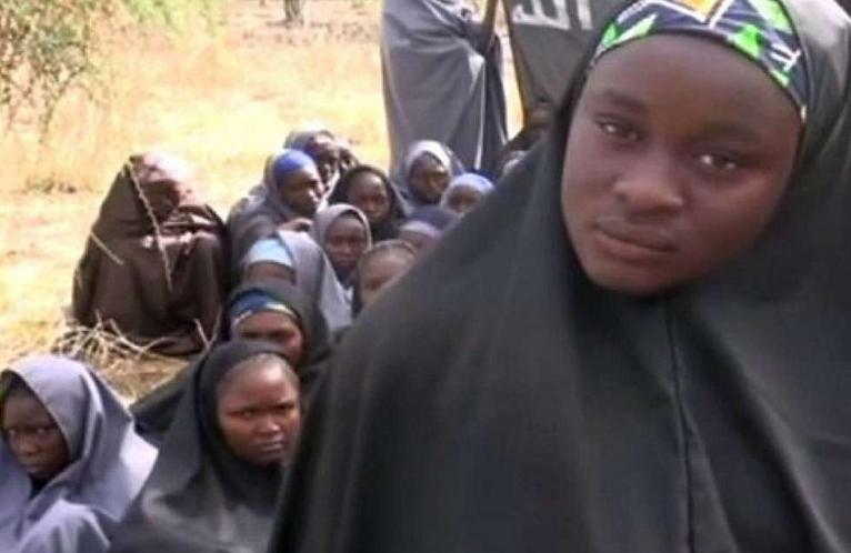 chibok girls suicide bombers