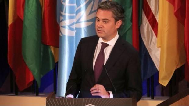 Advierte Nuño desde la UNESCO que el populismo amenaza a la humanidad