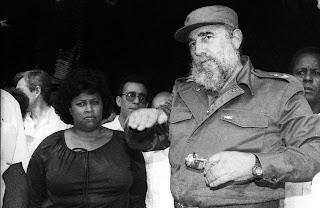 Fidel en Matanzas