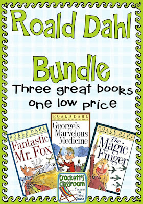 Roald Dalh Literature Bundle
