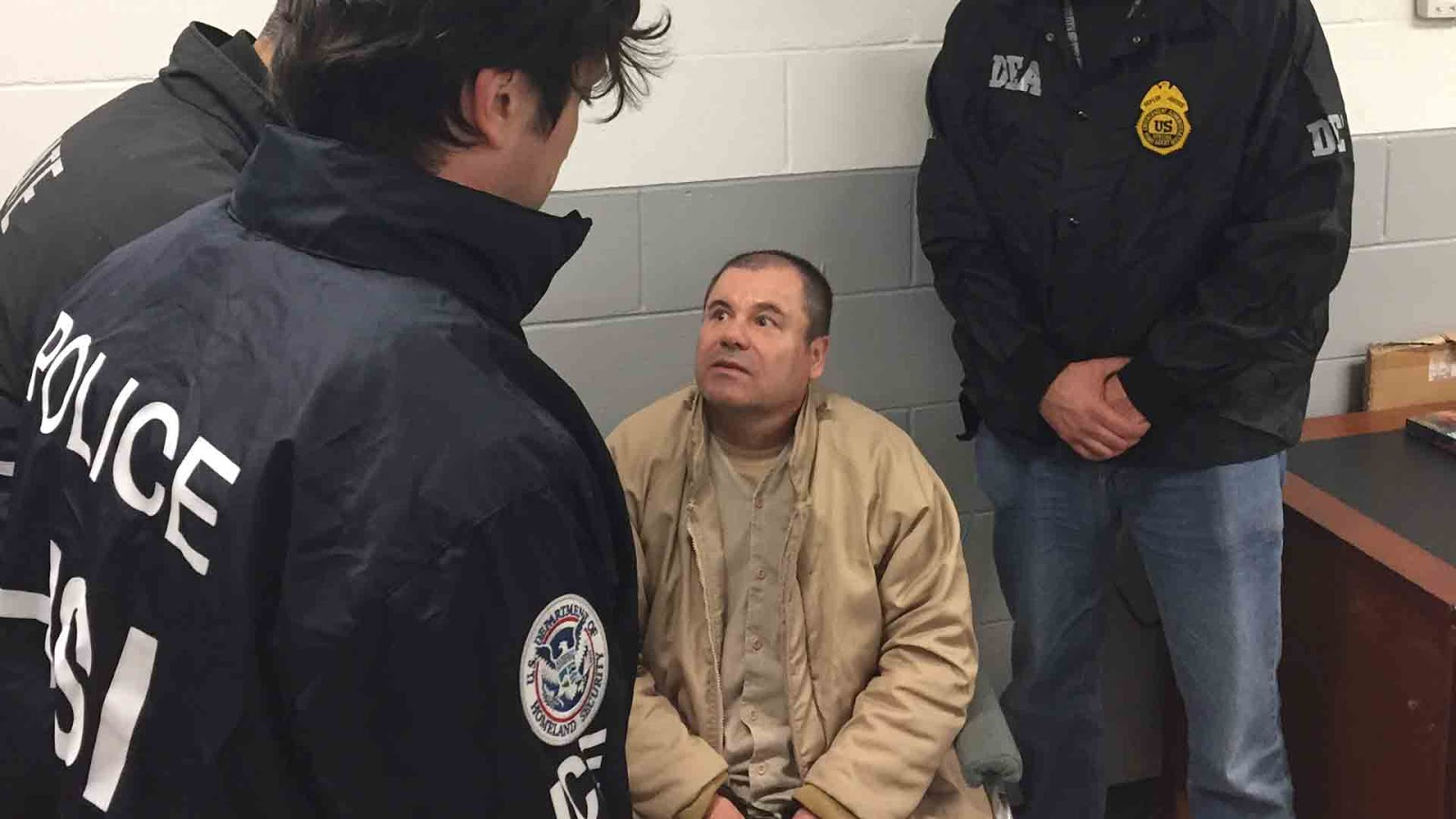 Fiscales piden que abogados de 'El Chapo' no aprovechen comentarios de Trump