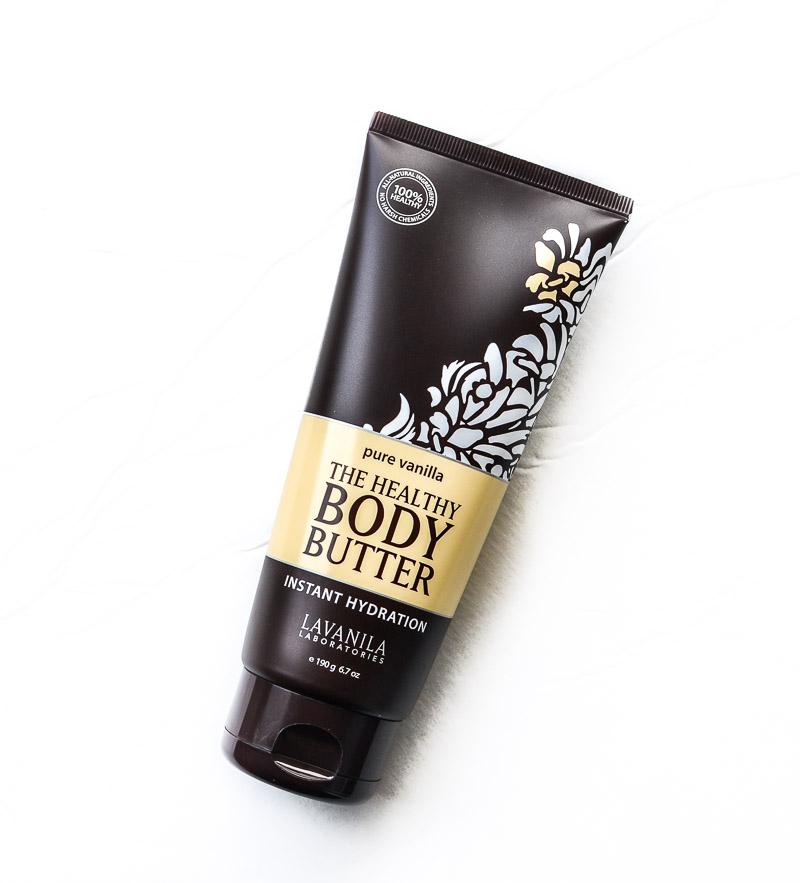 Lavanila Healthy Body Butter - Pure Vanilla - Review