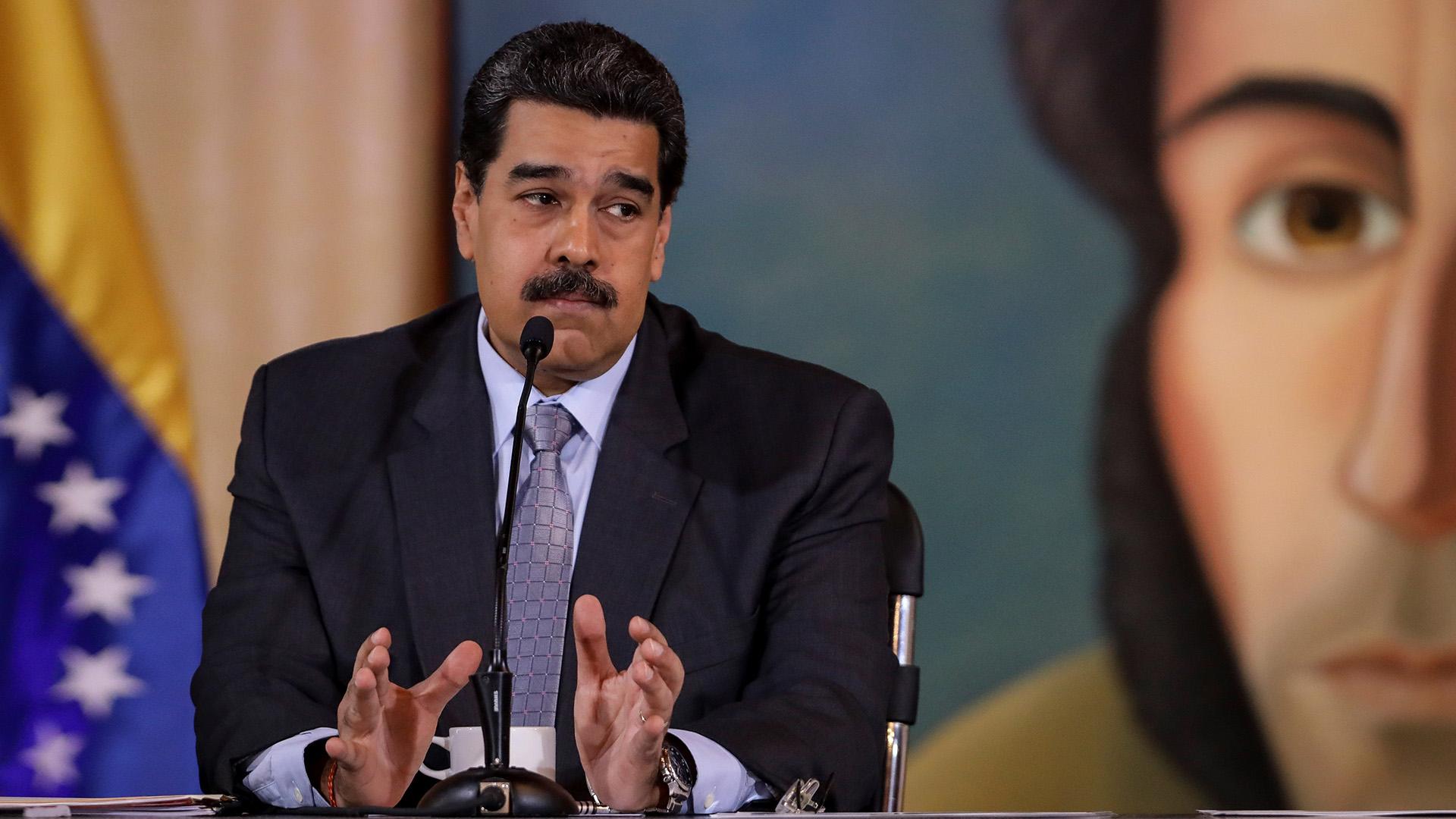 Nicolás Maduro Navidad