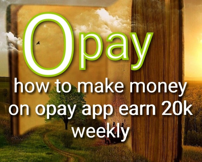 How to make money on opay app