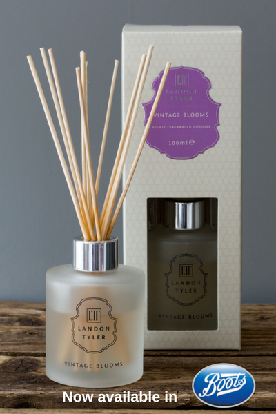 Landon Tyler Diffusers Available in Boots
