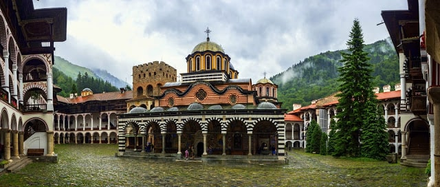 rila bulgária