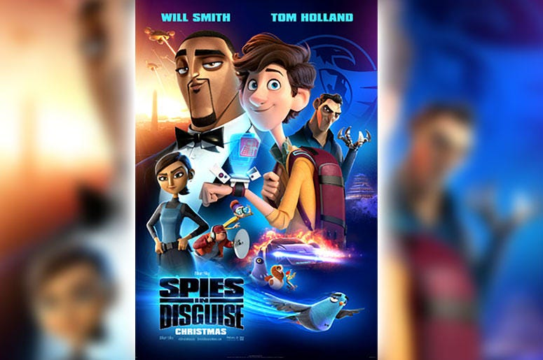 Spies in disguise Movie Review In Movierulz