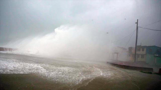 Catastrófica situación en Haití por el huracán Matthew