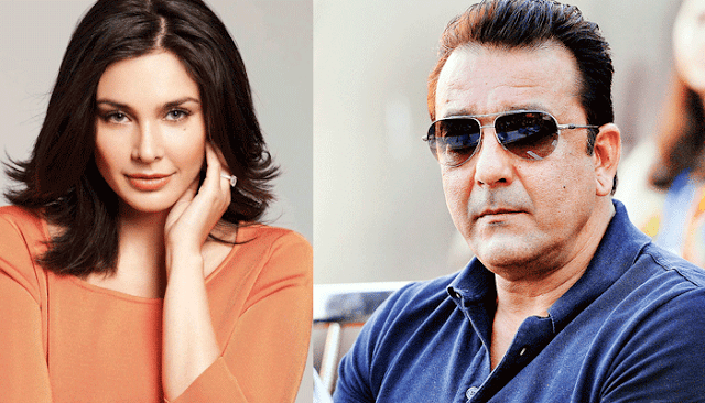 Sanjay Dutt Girlfriend Lisa Ray