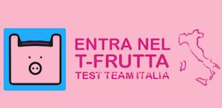 Logo T-Frutta finalmente attiva in tutta Italia