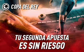 sportium Promoción segunda apuesta Copa del Rey 4-6 febrero 2020