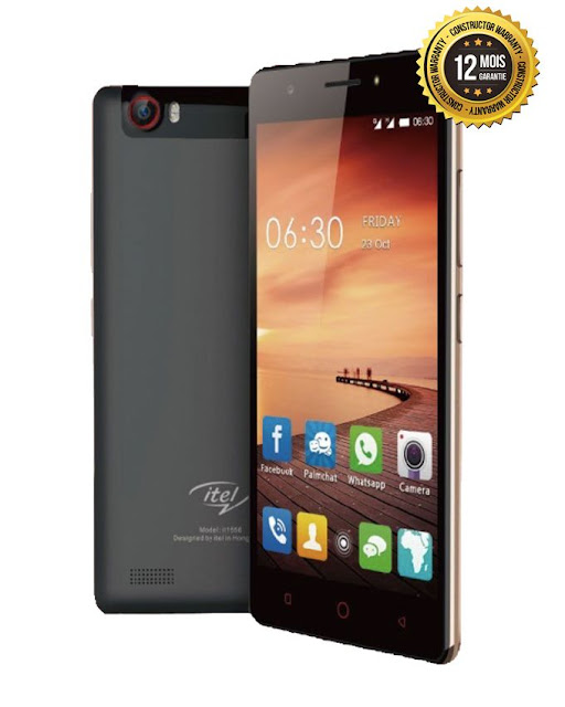 iTel it1556 Specifications & Price