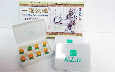 KLG Pills
