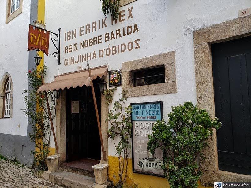 Ginjinha D'Óbidos - Portugal