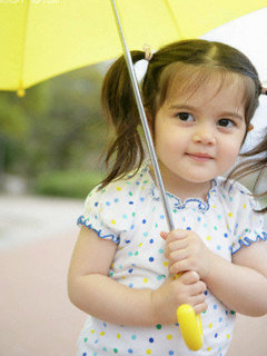 Cute Babies: cute baby girls photo