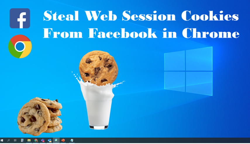 How Hackers Steal Web Session Cookies From Facebook in Chrome?