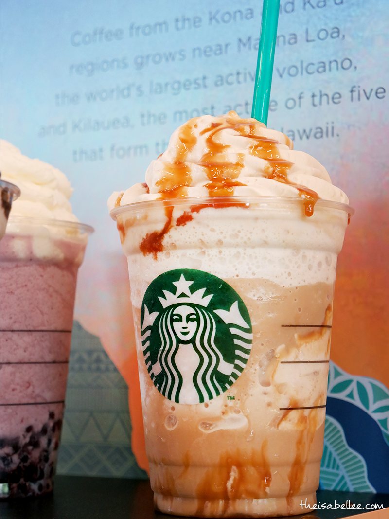 Starbucks Dark Caramel Coffee Frappuccino Blended Beverage